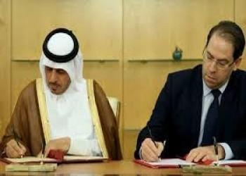 قطر وتونس توقعان 9 اتفاقات وبرامج تعاون بين البلدين
