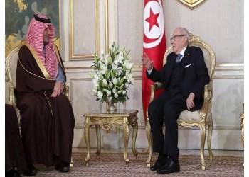 الرئيس التونسي يستقبل وزير الداخلية السعودي