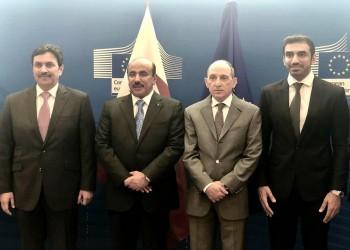 قطر توقع الاتفاقية الشاملة للنقل الجوي مع الاتحاد الأوروبي