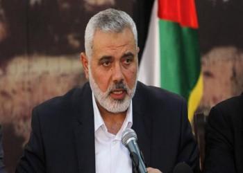 هنية: علاقة حماس ومصر أصبحت استراتيجية وعميقة