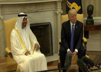 اتصال هاتفي بين ترامب وولي عهد أبوظبي