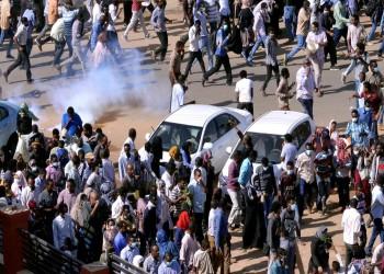 الأمن السوداني يفرق متظاهرين بأم درمان