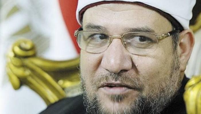 وزير الأوقاف المصري: السيسي فتح الباب لإعادة قراءة التراث