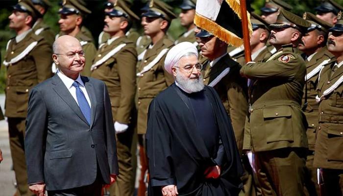 روحاني في بغداد.. على سكة البصرة ـ اللاذقية؟