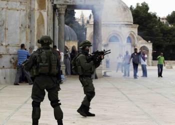 واشنطن تعترف بالممارسات التعسفية ضد الفلسطينيين بالقدس