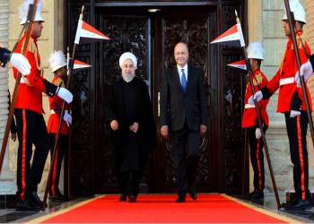 صحفي عراقي: هكذا كانت زيارة روحاني نكبة حقيقية لبلدنا