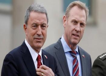 وزيرا الدفاع التركي والأمريكي يبحثان التطورات في سوريا