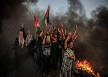 تأجيل مسيرات العودة الفلسطينية الجمعة استثنائيا
