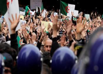 اعتقال 75 جزائريا تظاهروا ضد قرارات بوتفليقة الأخيرة