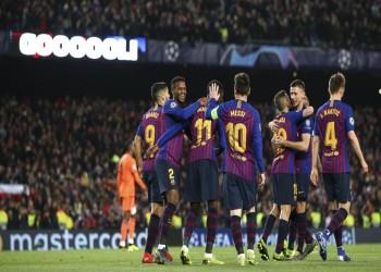 4 مباريات مصيرية في طريق برشلونة إلى الثلاثية