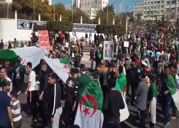 المعارضة الجزائرية تجدد دعمها لمطالب الحراك الشعبي