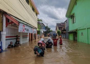 إندونيسيا.. وفاة 42 في سيول بإقليم بابوا