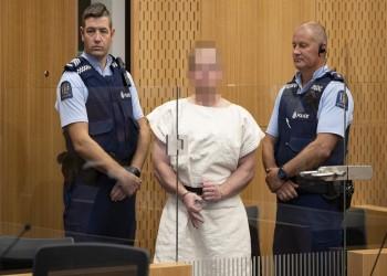 إرهابي نيوزيلندا هدد باغتيال ميركل وأردوغان وخان