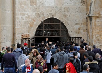إسرائيل تقرر إغلاق مصلى باب الرحمة في المسجد الأقصى