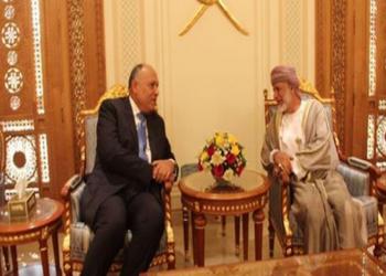 انطلاق أعمال اللجنة المصرية العمانية المشتركة في مسقط