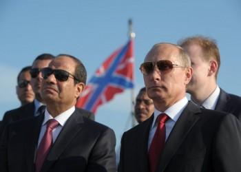مصادر: مصر أبرمت صفقة مع روسيا لتزويدها بطائرات سو-35