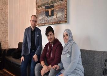 لم شمل لاجئة سورية في ألمانيا بابنها بعد سنوات من المحاولات