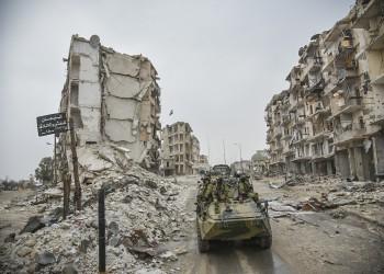 مسح أممي: حلب أكثر مدن سوريا تضررا جراء الحرب