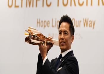 تخليدا لضحايا تسونامي.. شعلة مميزة لأولمبياد طوكيو 2020