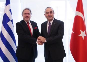 وزير الخارجية اليوناني: أثينا تدرك أن لتركيا حقوقا بشرق المتوسط