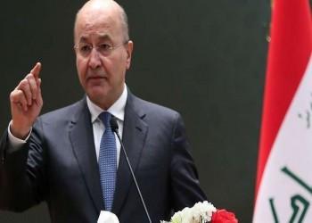تعرض موكب الرئيس العراقي لاعتداء في الموصل (فيديو)