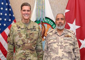 قطر تشارك مع دول الحصار والأردن في اجتماع عسكري بأمريكا