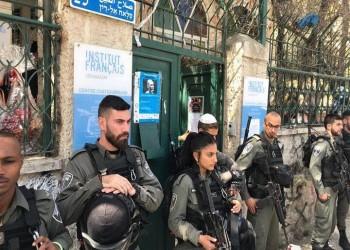 أزمة بين باريس وتل أبيب عقب اقتحام الثقافي الفرنسي في القدس