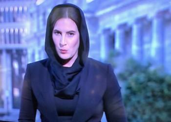شاهد.. مذيعات نيوزيلنديات بالحجاب تضامنا مع ضحايا المذبحة