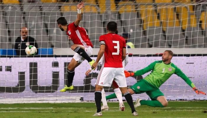 شارة القيادة تشعل الخلاف في غرفة المنتخب المصري