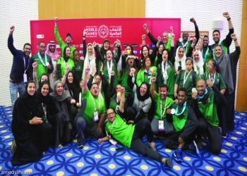 40 ميدالية سعودية في ألعاب الأولمبياد الخاص العالمية