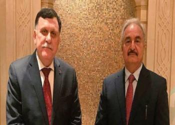 مسؤول تابع لحفتر: السراج تراجع عن اتفاق أبوظبي
