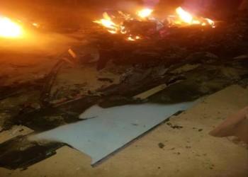 الحوثيون يعلنون إسقاط طائرة تجسس دون طيار في صنعاء