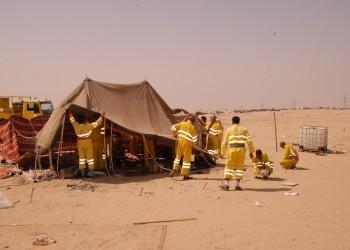 الكويت تخلي المخيمات الربيعية بسبب تدريبات أمريكية