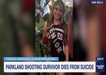 انتحار طالبة أمريكية نجت من إطلاق نار على مدرستها
