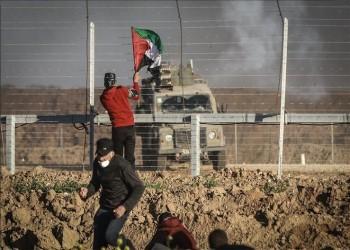 إصابة 3 فلسطينيين قرب الحدود الشرقية لغزة برصاص إسرائيلي