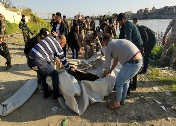 جلسة بالبرلمان العراقي لمتابعة تداعيات فاجعة عبارة الموصل