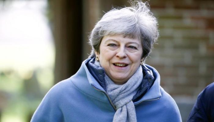 صحيفة بريطانية تطالب ماي بالاستقالة: الوقت انتهي تيريزا