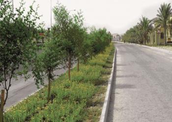 الدوحة تخطط لإحاطة نفسها بحزام أخضر