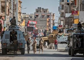 الجيش المصري يمنع إدخال الأغذية والبضائع لشمال سيناء