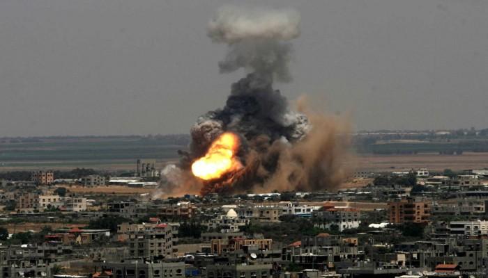 إسرائيل تعلن عملية عسكرية ضد حماس بغزة.. وانفجارات تهز القطاع