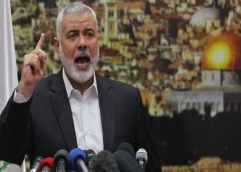 هنية يحذر إسرائيل من تجاوز الخطوط الحمراء ويتوعد بردعها