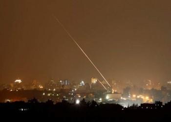 غرفة عمليات فصائل غزة تعلن قصف مستوطنات إسرائيلية