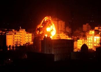 وقف إطلاق النار بين إسرائيل وحماس بوساطة مصرية