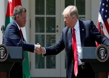 تهديد صفقة القرن الوجودي للأردن