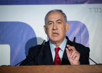 نتنياهو يهدد باجتياح غزة