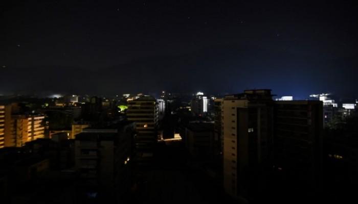 انقطاع الكهرباء مجددا في فنزويلا