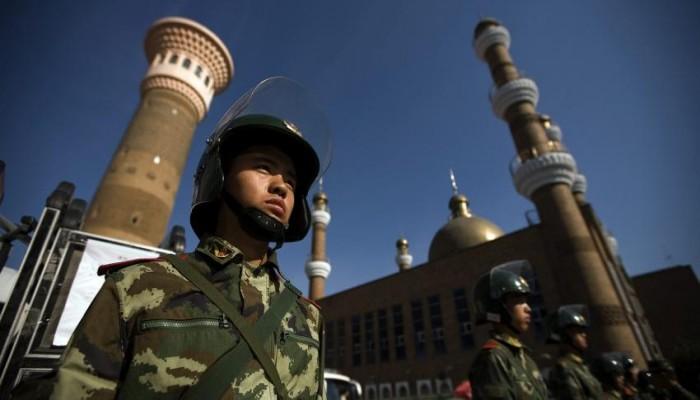صور نادرة لمعسكرات اعتقال مسلمي الإيغور في الصين