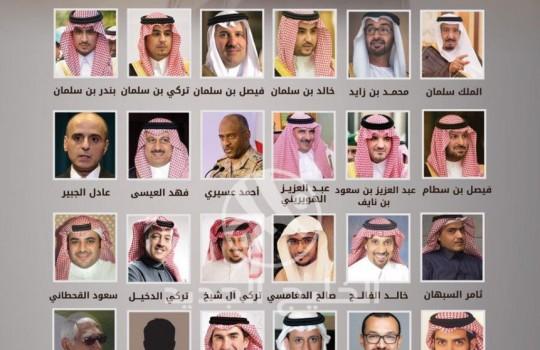 رجال «بن سلمان» لاقتناص العرش: أمراء صغار ورجال أمن ومال وإعلام