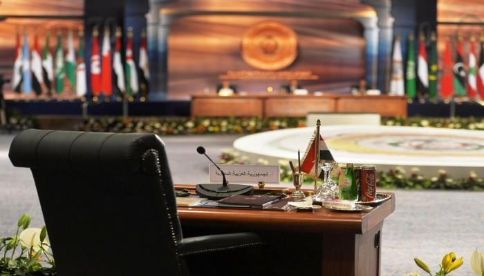 الجامعة العربية تحدد شرطين لعودة سوريا أحدهما يتعلق بإيران