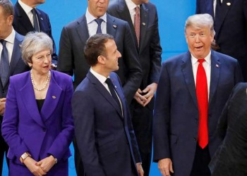 ما بين بريطانيا وأمريكا